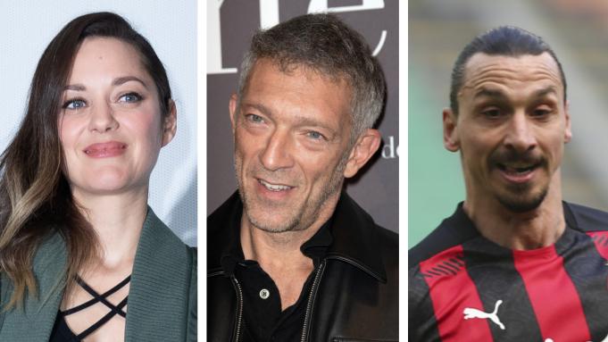 Ibrahimovic akan berakting dengan bintang wanita Cotillard dan aktor Cassel