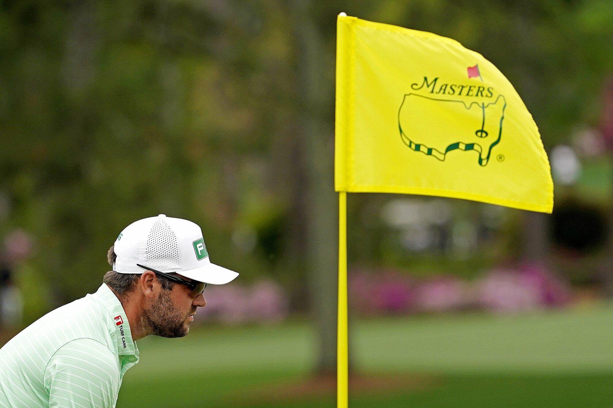 Conners là golfer thứ hai hole-in-one tại Masters 2021. Ảnh: The Masters