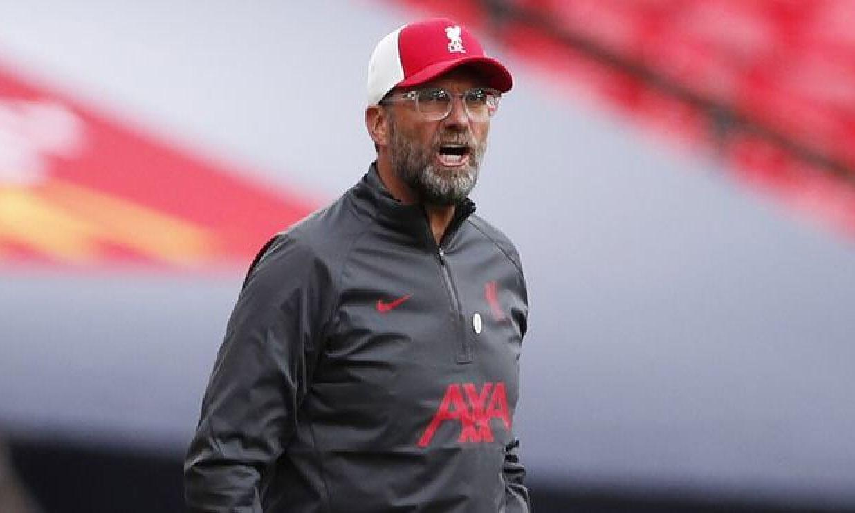 Klopp menganggap Liverpool perlu menyerang dengan hati-hati saat menerima Real.  Foto: Reuters.