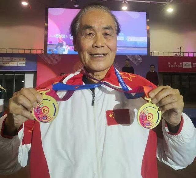 Breaking the Asian record 5 km in the 80 age group