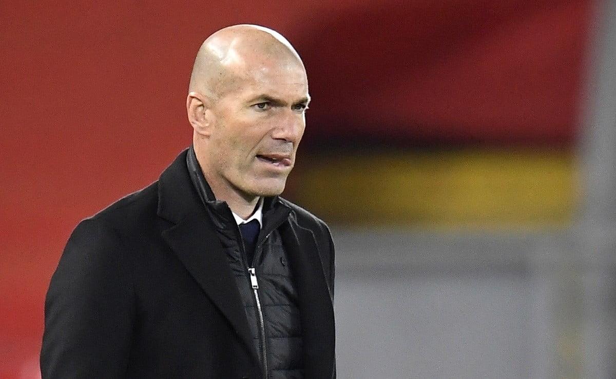Zidane đạt tỷ lệ thắng 61% trong nhiệm kỳ hai dẫn dắt Real. Ảnh: Goal.