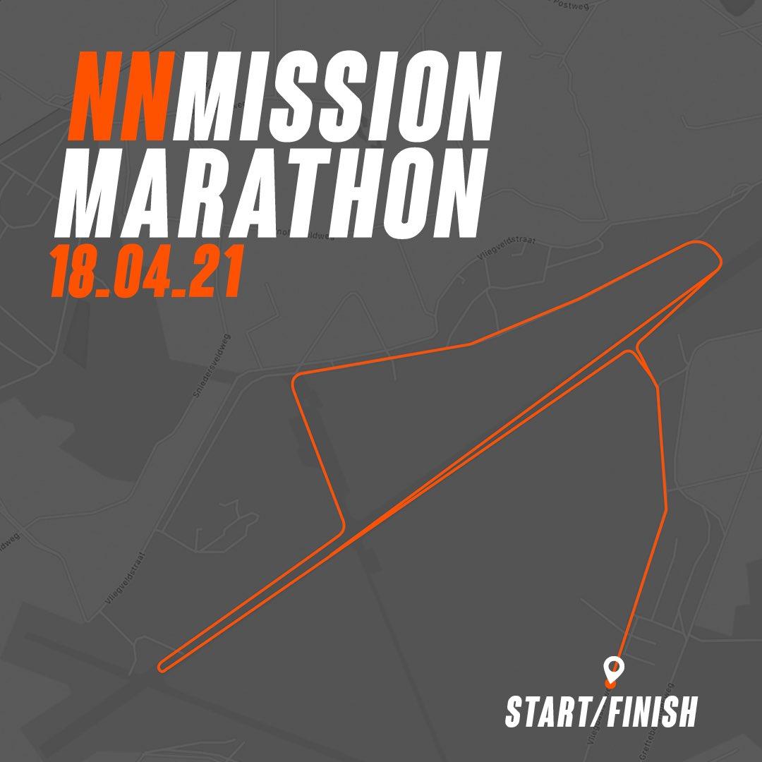 Cung đường chạy của NN Mission Marathon.