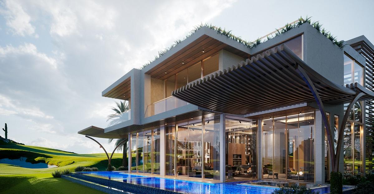 Villa PGA Golf Villas terletak di jantung kompleks golf PGA eksklusif di NovaWorld Phan Thiet.