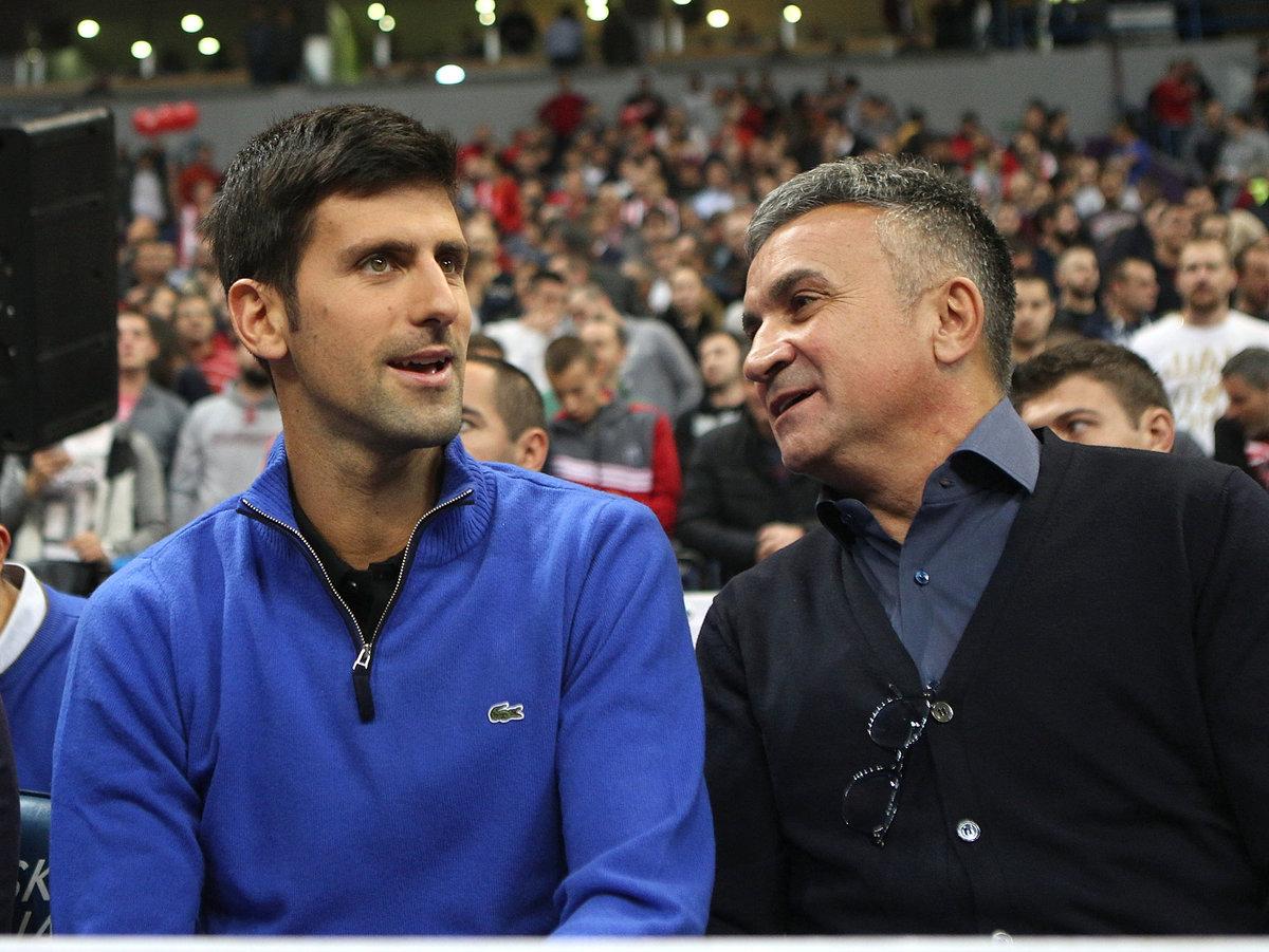 Ông Srdjan cho rằng con trai sẽ lập kỷ lục vô địch Grand Slam trong hai năm tới, nhờ đó trở thành tay vợt vĩ đại nhất mọi thời. Ảnh: ATP.