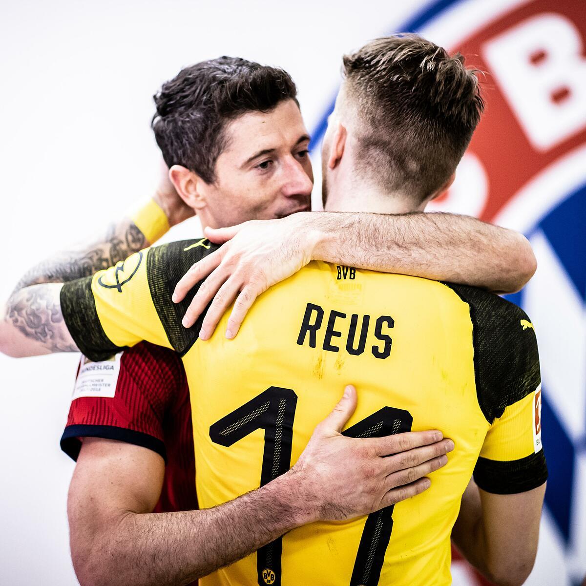 Dortmund và Bayern đồng quan điểm trong việc đứng ngoài Super League. Ảnh: ESPN