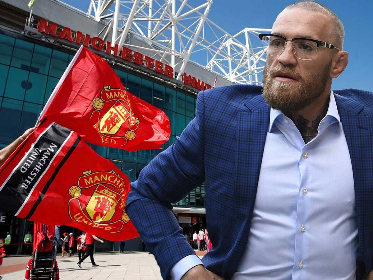 McGregor, dengan kekayaan $ 252 juta, hanya dapat membeli kembali sebagian saham Man Utd.  Foto: Mirror