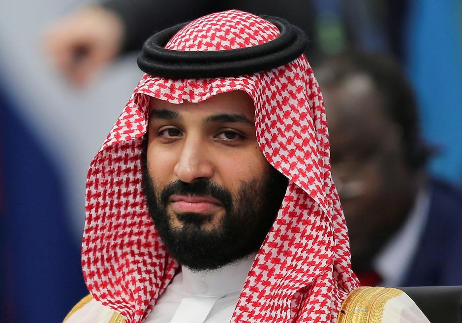 Bil Salman บริหารจัดการมูลค่าสุทธิโดยประมาณ 1,117 พันล้านเหรียญ  ภาพ: Reuters