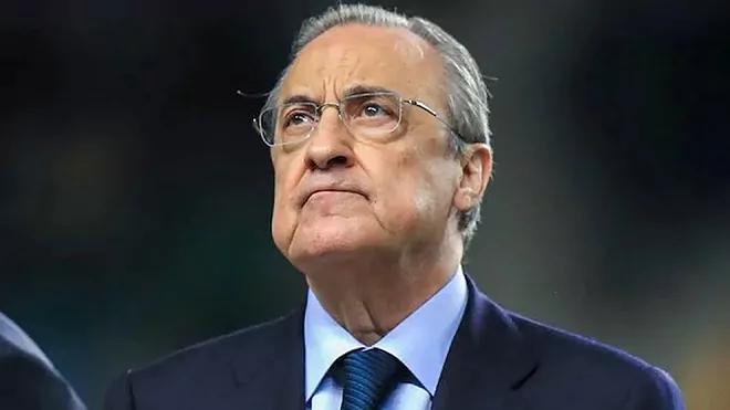 เปเรซเป็นผู้นำโครงการซูเปอร์ลีกที่ก่อตั้งโดย 12 สโมสรชั้นนำของยุโรป  ภาพ: Marca