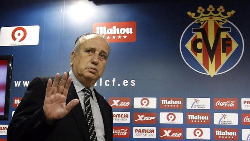 Roig menyiratkan bahwa klub yang berpartisipasi di Liga Super seperti Real dan Atletico adalah klub yang egois dan tidak tahu berterima kasih.  Foto: EFE