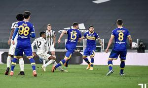 Juventus 3-1 Parma