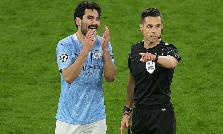 Gundogan cho rằng thể thức mới của Champions League sẽ vắt kiệt sức cầu thủ. Ảnh: Reuters.
