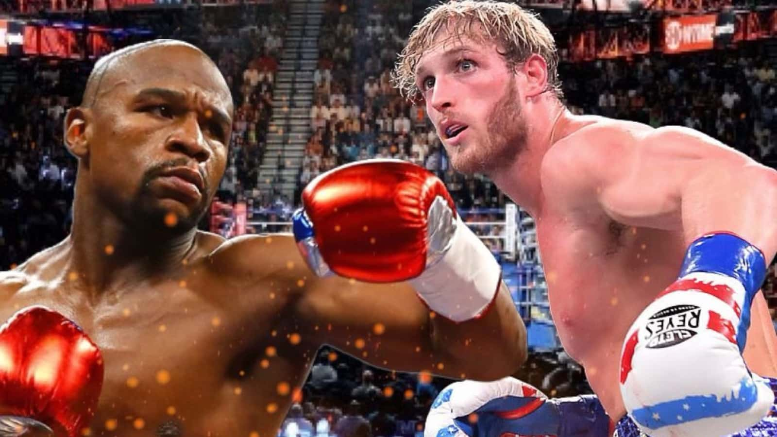 Mayweather retired and just waited for the chance to hit some of the gigs like an upcoming match with Logan Paul in an attempt to make more money.