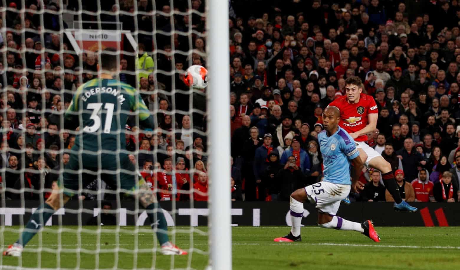 Nỗi sợ hãi thất bại, theo Solskjaer, là động lực giúp Man Utd của ông tiến bộ ở Ngoại hạng Anh hai năm qua. Ảnh: Reuters