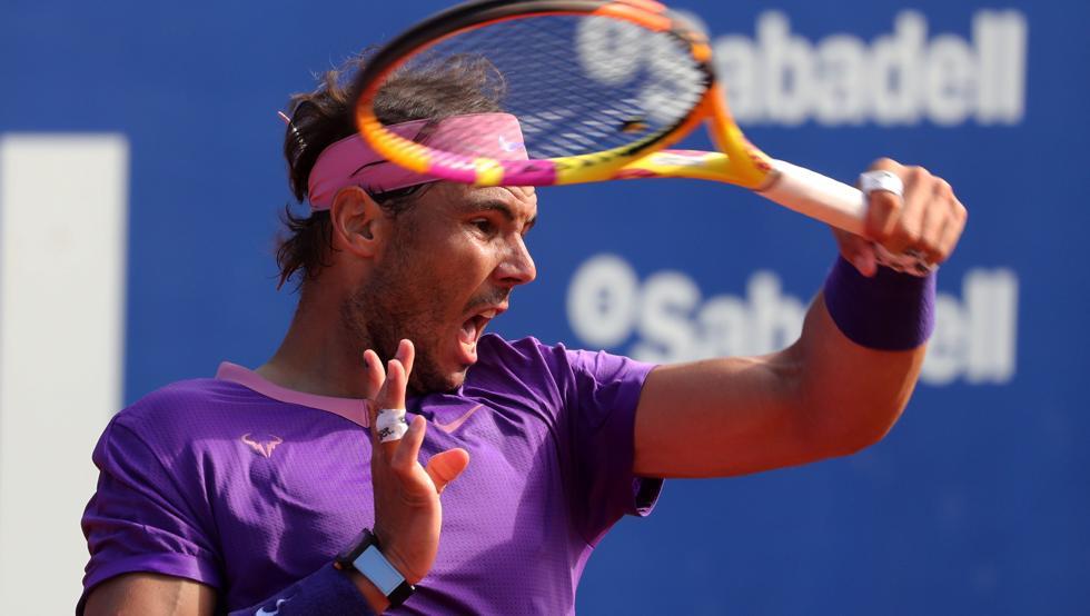 Nadal semakin sukses di Barcelona Open 2021. Foto: Mundo Deportivo