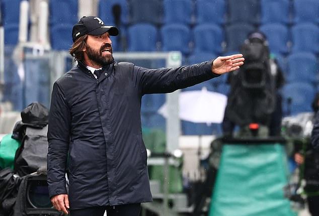 Juventus milik Pirlo adalah salah satu klub yang secara antusias terlibat dalam pembentukan Liga Super.  Foto: EPA.