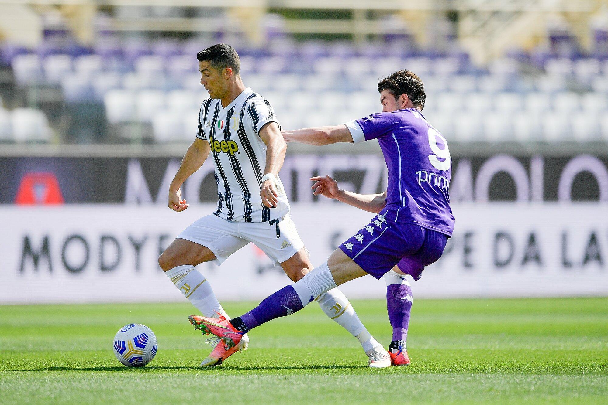 Ronaldo memiliki satu pertandingan lagi yang tak terlupakan.  Foto: Twitter / Juventus