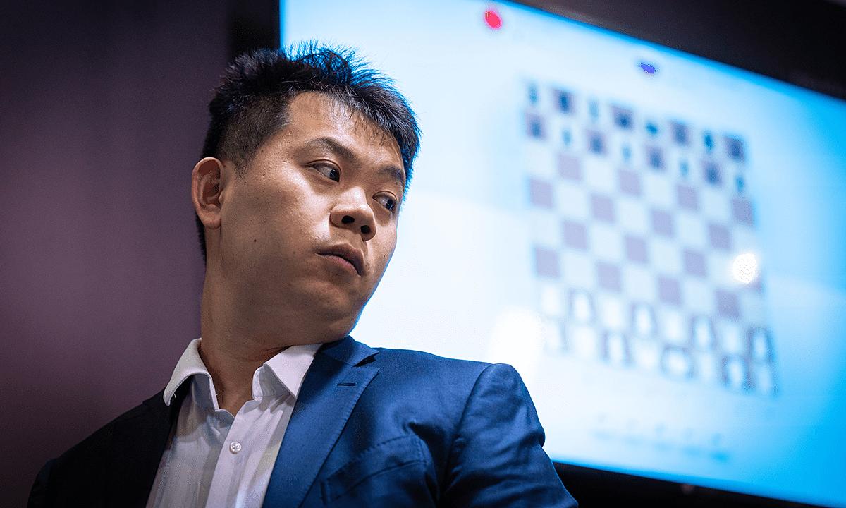 Wang adalah pecatur nomor 12 di dunia, dan nomor 2 di Cina dengan Elo 2.763.  Foto: FIDE