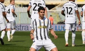 Fiorentina 1-1 Juventus