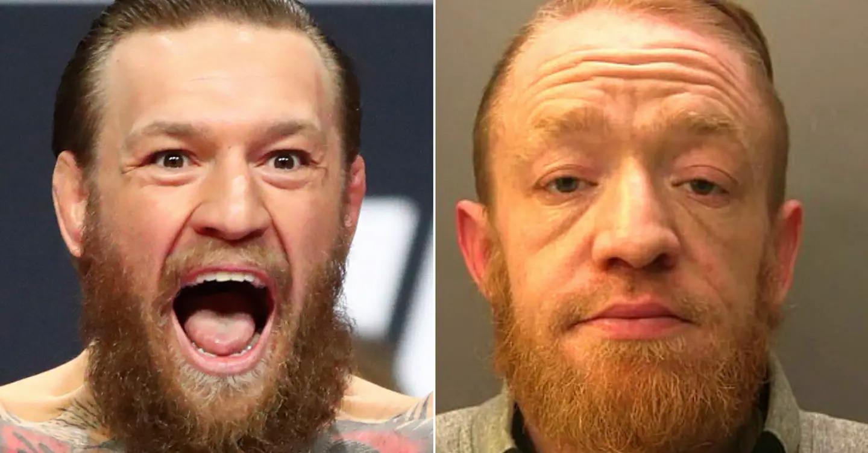 Nye có ngoại hình hơi giống McGregor và đã mạo danh võ sĩ MMA để đi bán ma tuý.