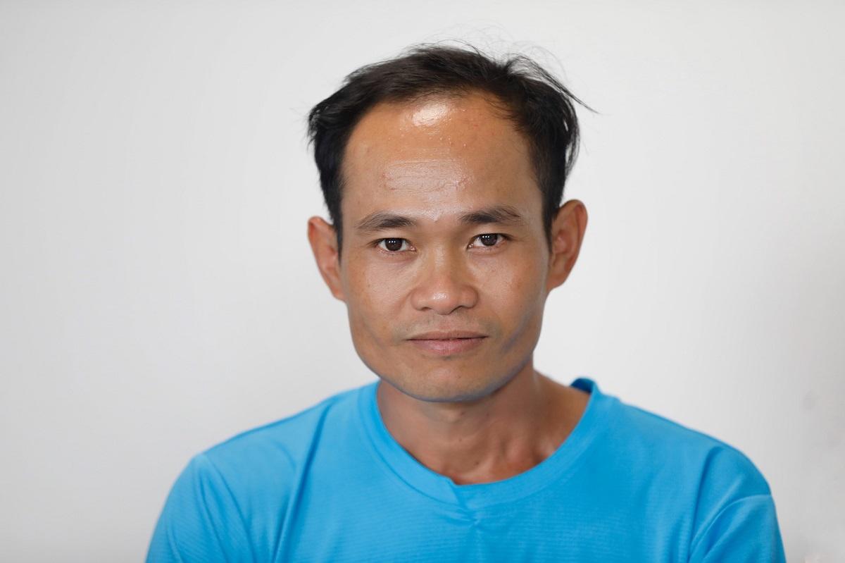 Huynh Thai Loc - Ketua BFRC.  Foto: Huu Khoa.