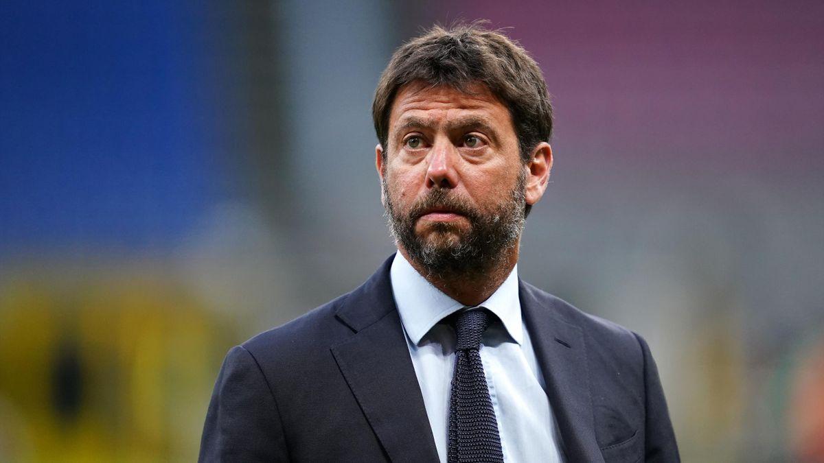 Chủ tịch Juventus, Andrea Agnelli là Phó Chủ tịch của Super League. Ảnh: Reuters.