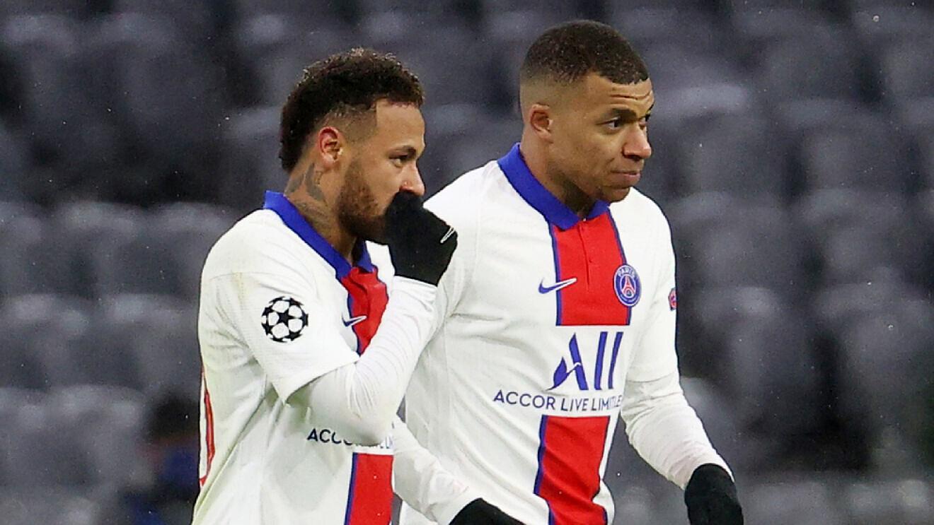 Memblokir Neymar dan Mbappe menjadi tugas penting yang dilontarkan Guardiola kepada murid-muridnya saat Man City berhadapan dengan PSG hari ini.  Foto: Marca
