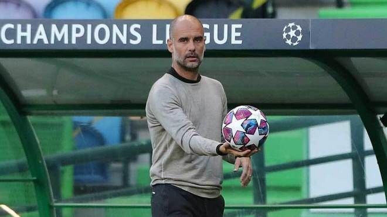 Guardiola terobsesi dengan situasi di mana timnya melakukan serangan balik.  Foto: Reuters