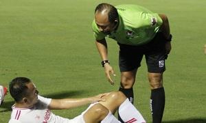 Trọng Hoàng nghỉ loạt trận cuối vòng loại World Cup