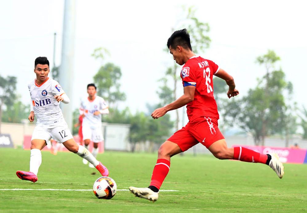 PVF และ Da Nang Youth เข้าร่วมการแข่งขันในดิวิชั่นสองแห่งชาติ 2020