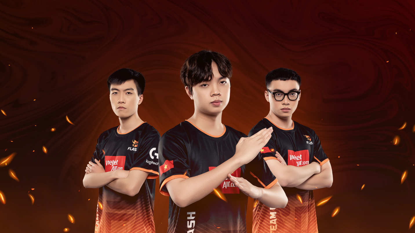 Team Flash will face Saigon Phantom in the final match of the Arena of Fame of Spring 2021.
