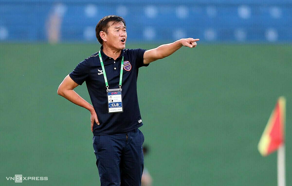 โค้ชฟานทันฮุงได้รับการต้อนรับจากหลายทีมในวีลีก