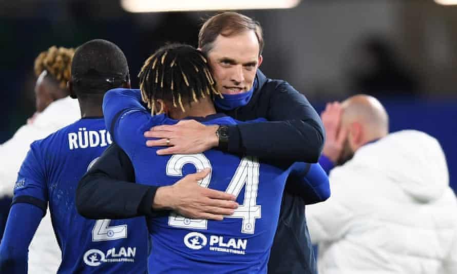Kepada Chelsea di pertengahan musim, Tuchel membawa murid-muridnya ke final Liga Champions dan Piala FA.  Foto: Sasaran.