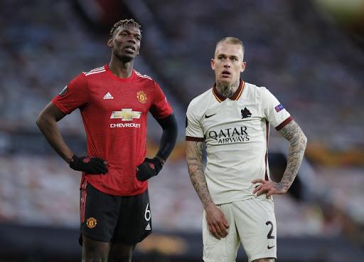Pogba dan rekan satu timnya akan bergerak dan memainkan empat pertandingan seminggu.  Foto: Reuters.