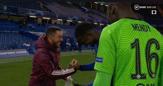 Pedrerol: Hazard ไม่สามารถอยู่ที่ Real ได้อีกนาที