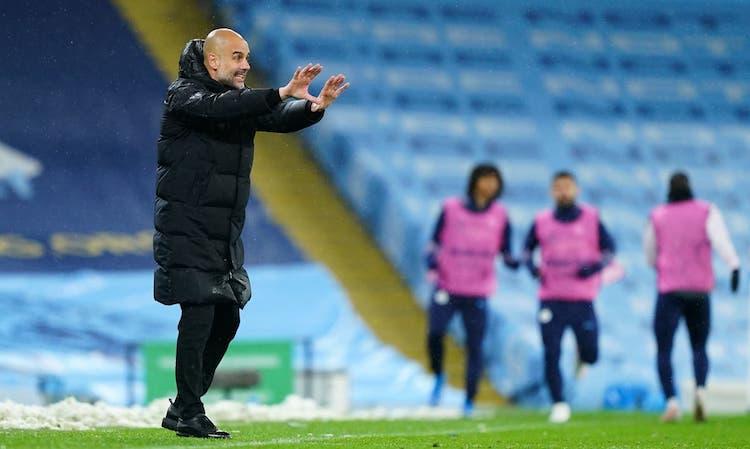 Lahm cho rằng Guardiola hiện tại không còn chú trọng vào kiểm soát bóng như trước. Ảnh: Reuters.