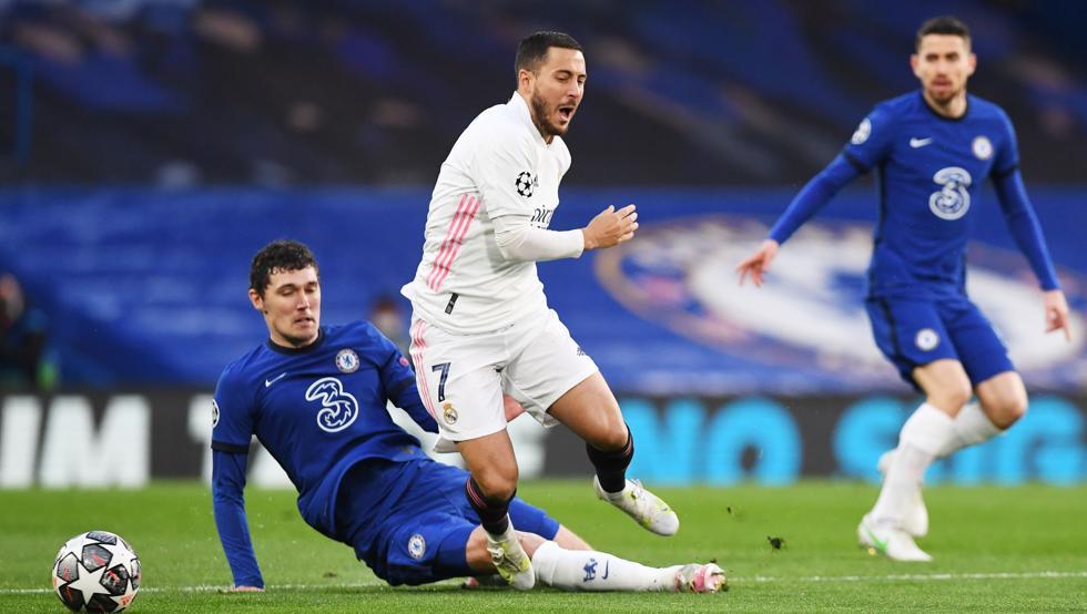 Hazard ปฏิเสธหลังจากออกจากเชลซี  ภาพ: EFE.