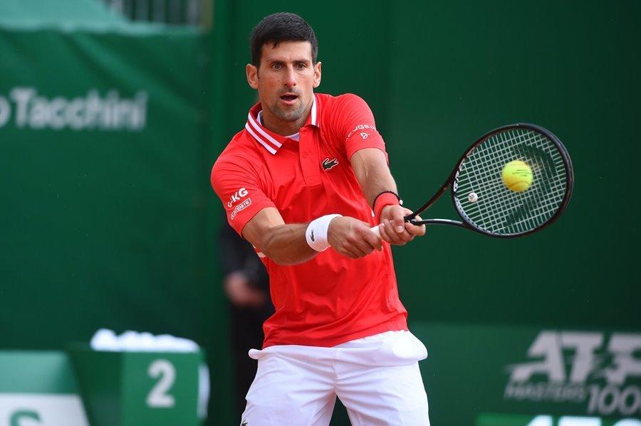 Djokovic mới thắng ba trận ở mùa đất nện năm nay. Ảnh: ATP.