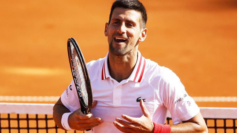 Djokovic giữ vị trí số một thế giới từ 3/2/2020 tới nay. Ảnh: ATP.