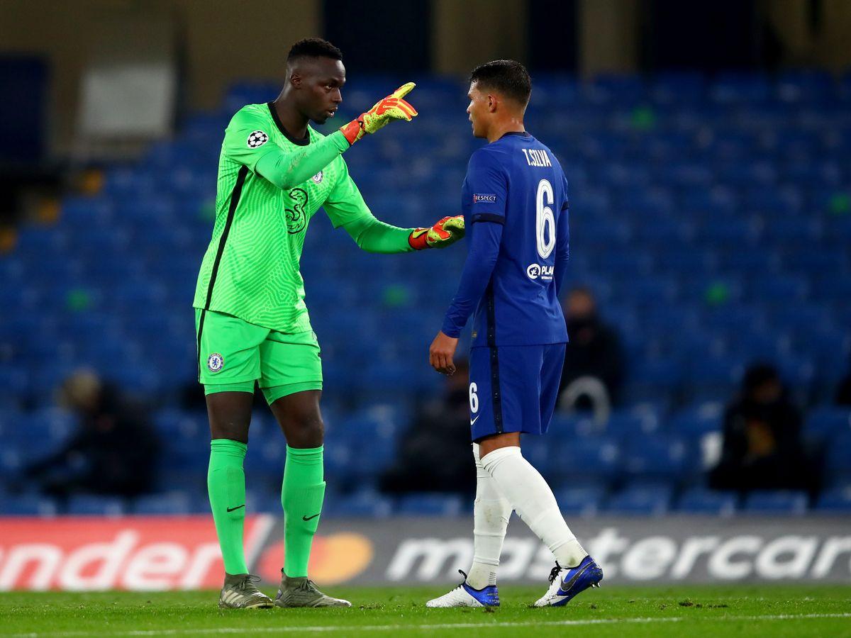 Mendy dan Silva menghadirkan kualitas dan pengalaman yang tidak dimiliki para bek Chelsea.  Foto: PA
