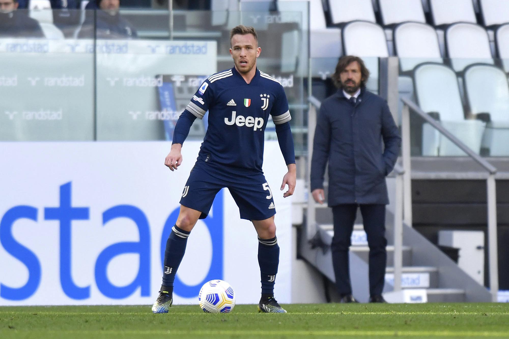 Pirlo memudar dalam pertandingan Juventus kalah dari Benevento di kandang pada 21 Maret.  Foto: Juventus FC
