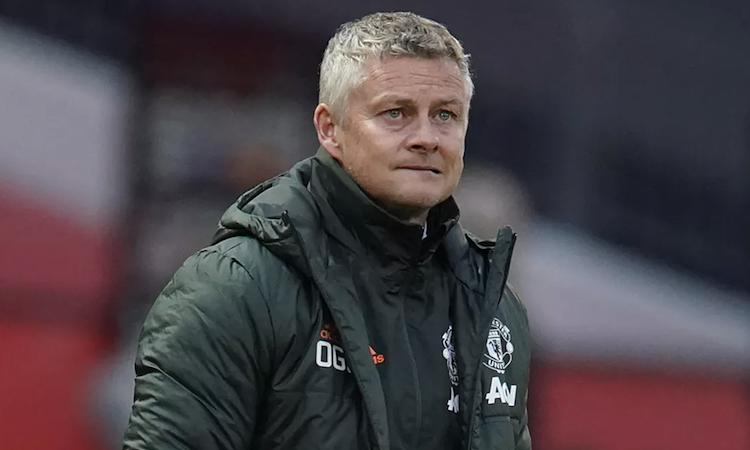 Solskjaer menilai Man Utd membutuhkan lebih banyak pemain untuk bersaing dengan Man City musim depan.  Foto: Reuters.