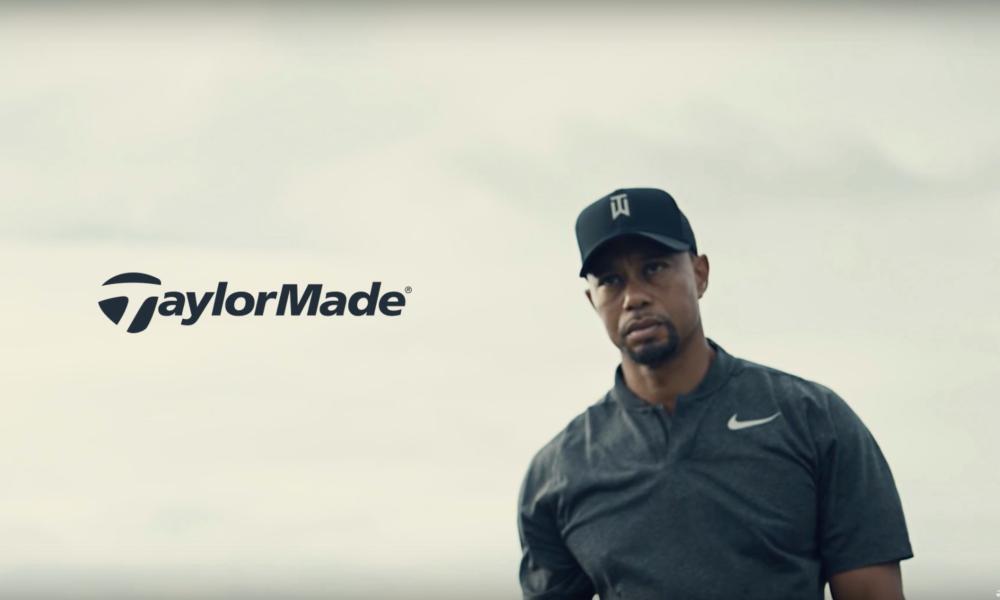 Tiger Woods adalah salah satu duta merek TaylorMade.