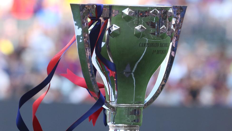 ครั้งสุดท้ายที่แอตเลติโกคว้าแชมป์ลาลีกาคือฤดูกาล 2013-2014  ภาพ: Mundo Deportivo