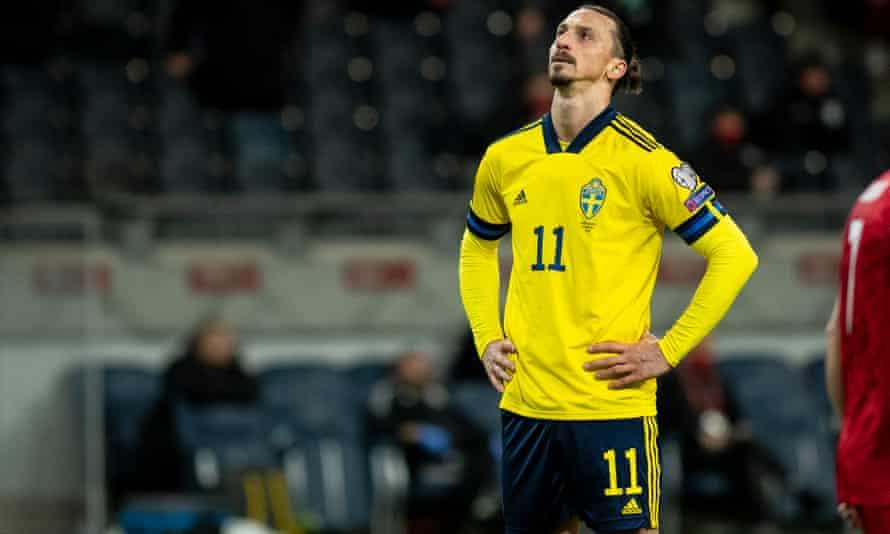 Ibrahimovic telah menghadiri empat Euro bersama Swedia.  Foto: Sasaran.