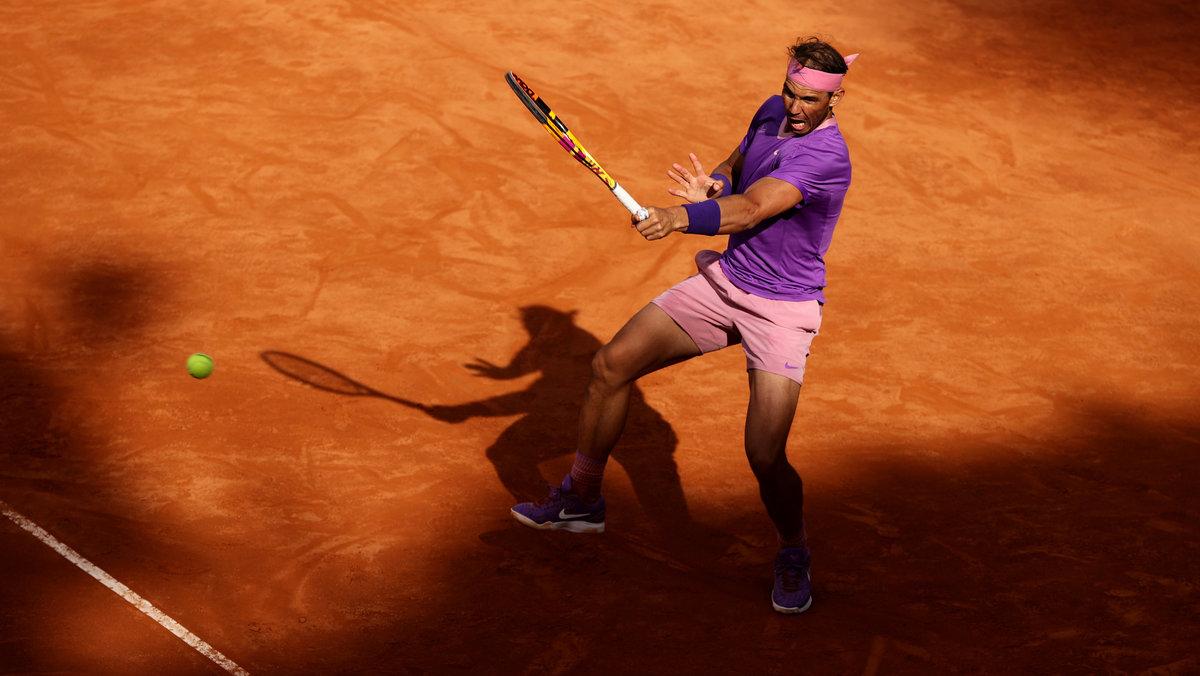 Nadal hạ Djokovic lần thứ 28 trong sự nghiệp. Anh thua đối thủ 29 lần. Ảnh: ATP.