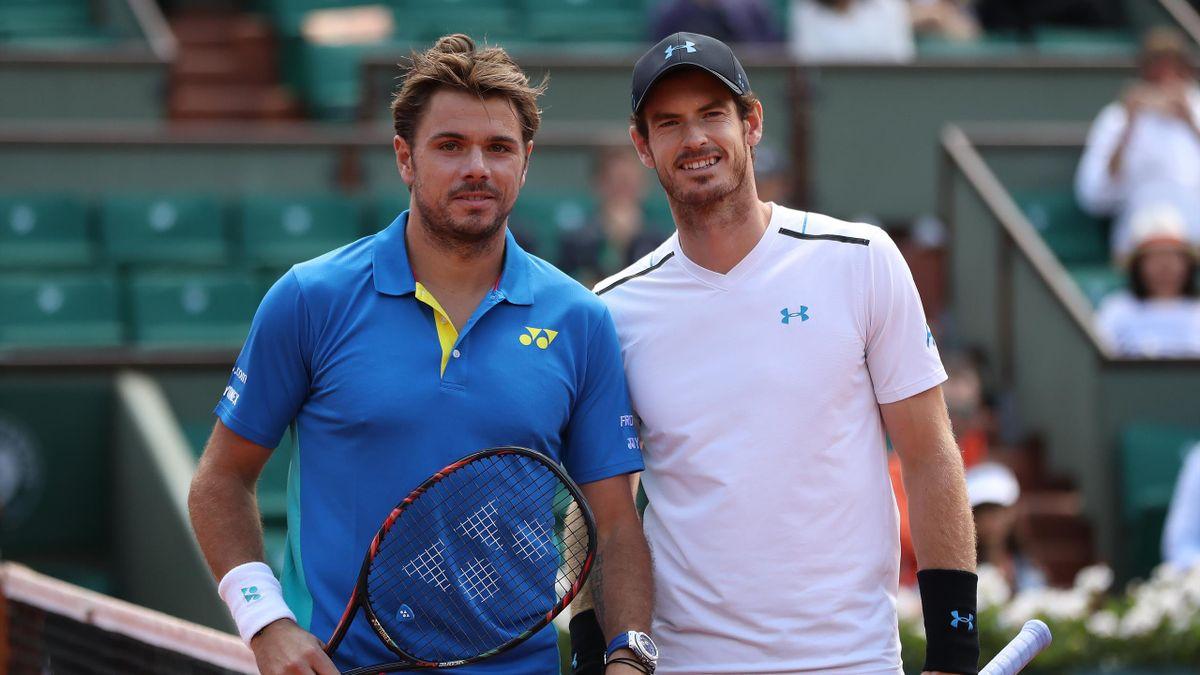 Wawrinka và Murray sở hữu mỗi người ba Grand Slam. Ảnh: ATP.