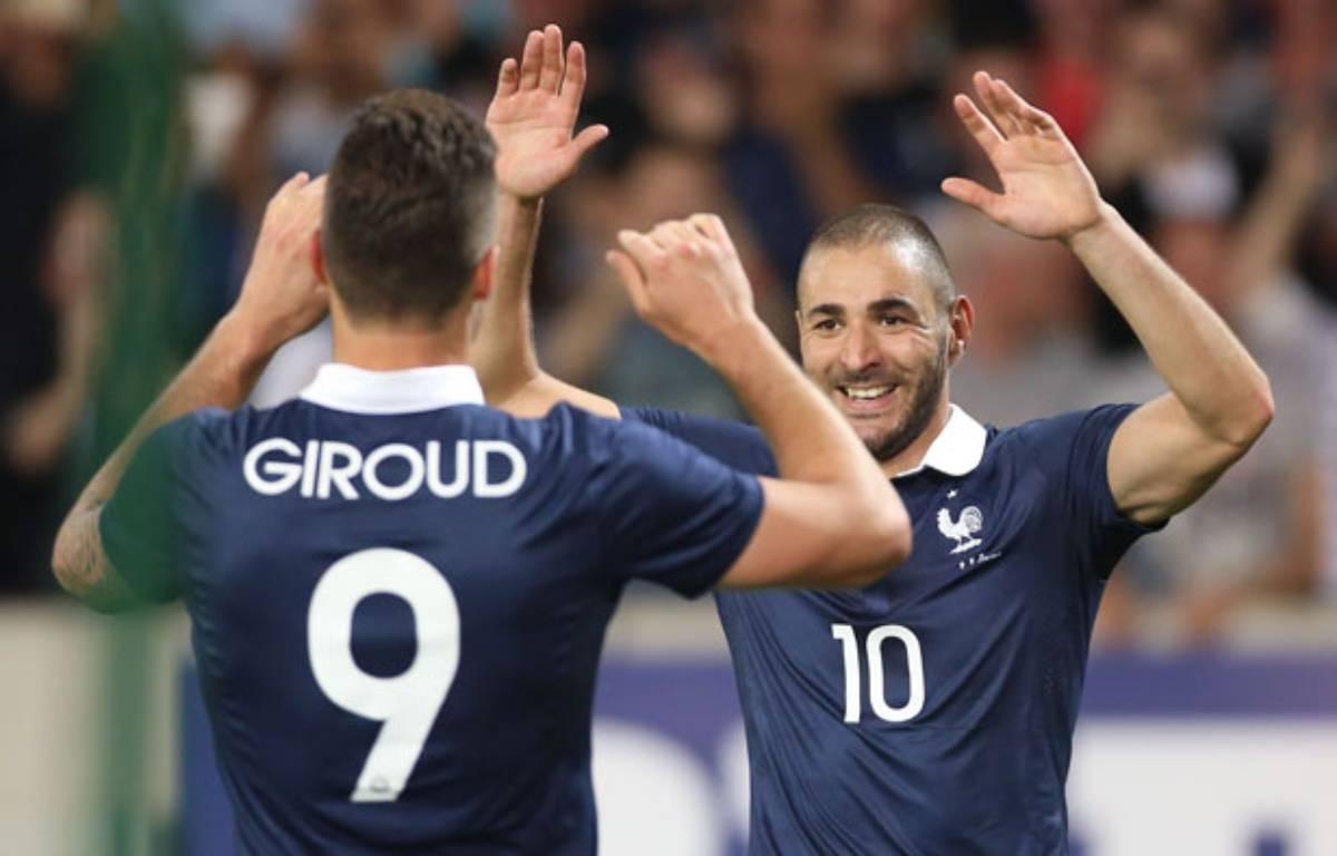 Tim Prancis diibaratkan harimau yang menambah sayap, dengan kembalinya Benzema kali ini.  Foto: SIPA