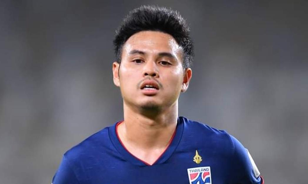 ธีราทรเข้าสู่ทีมเอเชียแห่งทศวรรษ 2554-2563 ตาม IFFHS  ภาพ: FAT