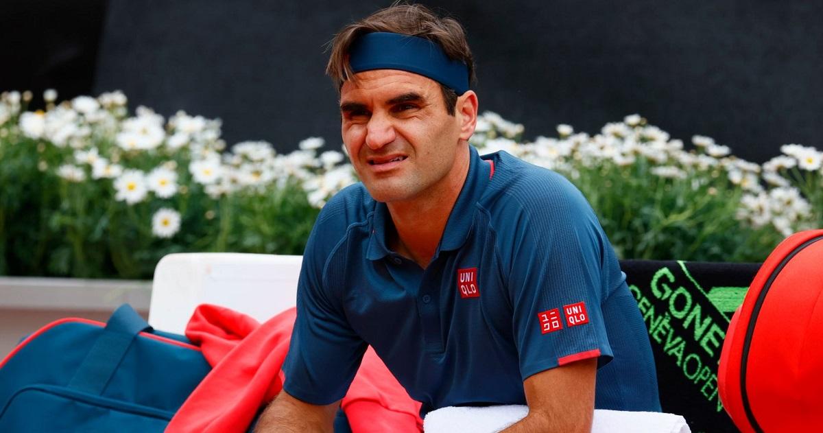Federer sẽ sang tuổi 40 vào tháng 8/2021. Ảnh: ATP.