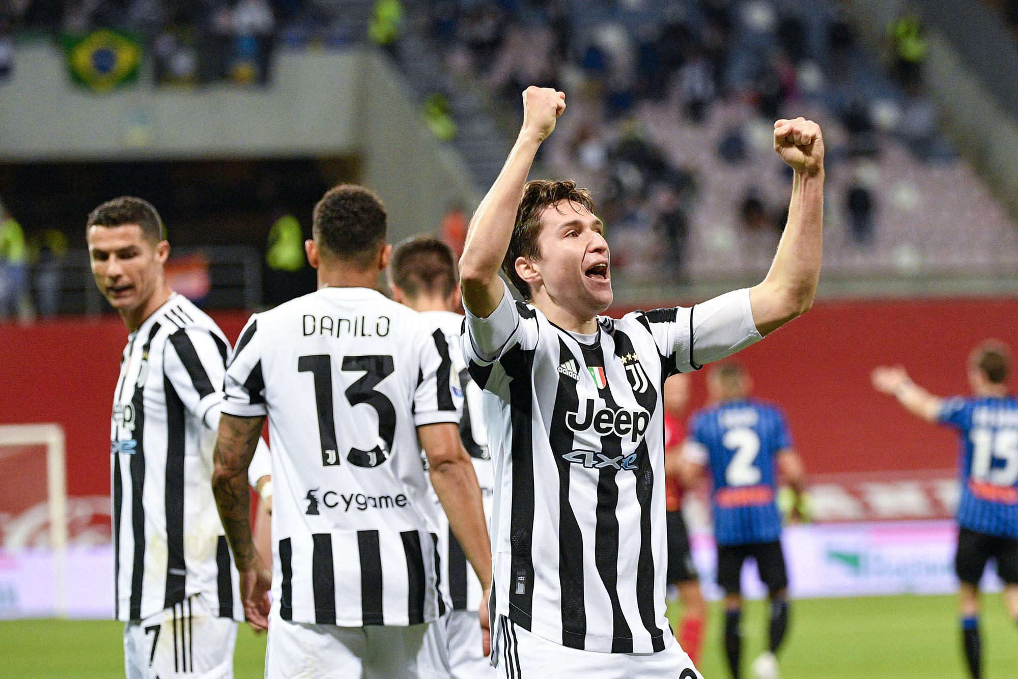 Chiesa adalah pemain terbaik dalam serangan Juventus melawan Atalanta.  Foto: Lapresse